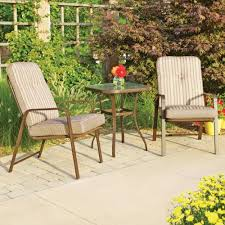 Patio Bistro 240 Assembly Instructions by Mainstays Lawson Ridge 3 Piece Outdoor Bistro Set Seats 2
