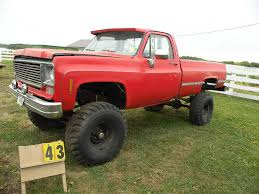 100 1978 Chevy Truck For Sale Chevrolet Mud Truck 4x4 12 Ton Axles Small Block Auto Off