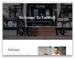 17 Best Free Restaurant Website Template 2018