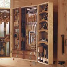 Tool Chest With Surprise Storage