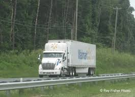 Walmart Transportation, LLC - Bentonville, AR - Ray's Truck Photos