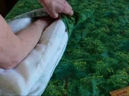 fabriquer coussin canapé fabriquer un coussin rapidement