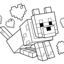 How To Draw Minecraft Skins Coloring Pages For Kids Stampy Cat View Page 268x268