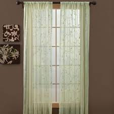 Bed Bath Beyond Drapes by Serenade Sheer Window Curtain Panelsbed Bath U0026 Beyond For With