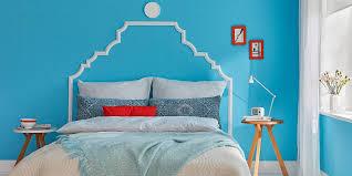 elegante wandgestaltung im schlafzimmer tesa