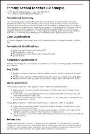 Special Education Teacher Resume Samples Free Fresh Sample For Teachers Without Experience