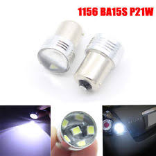 bulb led ba15s base 12v 10w white with 19 led s light bulbs