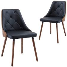 Sarah Faux Leather Dining Chair (Set Of 2) Cream Faux Leather Ding Chair With Curved Leg Crossley Single Adela Maple And Lpd Padstow Chairs Pair Brown Or Red Faux Leather Ding Chairs Antique Vintage Button Stud Detail Pack Of 2 Table Seat Set Bolero Tan Mark Harris California Simpli Home Cosmopolitan 9piece 8