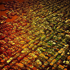Coloring Book Adults Fantastic Cities Steve Mcdonald 15