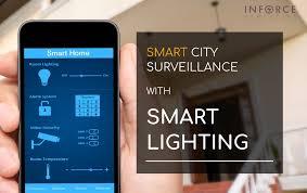 How Smart Lighting with a 4K Camera helps Smart City Surveillance