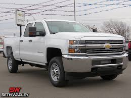 2018 Chevy Silverado 2500HD Work Truck RWD Truck For Sale In Ada OK ...