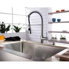 Commercial Style Pre Rinse Kitchen Faucet by Kraus Kpf 1612 Premium Kitchen Faucet Chrome Pro Pre Rinse Units