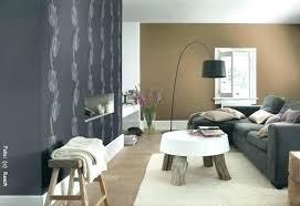 wohnzimmer braun grau design