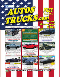 Autos Trucks 16 13 By AUTOS & TRUCKS - Issuu