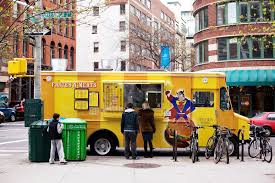 NYC Food Trucks - Best Gourmet New York Vendors