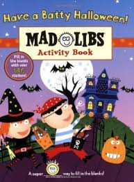 Halloween Mad Libs Pdf by Download Have A Batty Halloween Mad Libs Activity Book Mad Libs