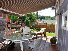 Retractable Awnings For Your Deck And Patio - American Sunscreens ... Gallery Retractable Patio Creative Awnings Shelters Deck Patio Canvas Canopy Globe Awning Retractable Rolling Shutters Ca Since More On Modern Style Wood And Ideas For Decks Helpful Guide Your And American Sucreens Porch A Hoffman All About Gutters Deck Awnings Best 25 Ideas On Pinterest Awning Cover Design Installation Ct Toff Shades Sci