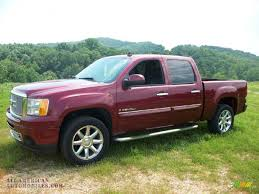 2009 GMC Sierra 1500 Denali Crew Cab AWD In Sonoma Red Metallic ... Gmc Sierra 1500 Stock Photos Images Alamy 2009 Gmc 2500hd Informations Articles Bestcarmagcom 2008 Denali Awd Review Autosavant Information And Photos Zombiedrive 2500hd Class Act Photo Image Gallery News Reviews Msrp Ratings With Amazing Regular Cab Specifications Pictures Prices All Terrain Victory Motors Of Colorado Crew In Steel Gray Metallic Photo 2