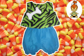 Best Halloween Candy For Toddlers by The Perfect Pebbles Flintstone Costume For Toddlers