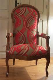 tissu d ameublement pour fauteuil sur idee deco interieur refaire