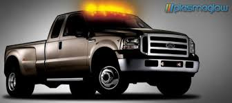 Truck Cab Roof Lights LED Sky Pods Cab Lights Smoked LED Truck