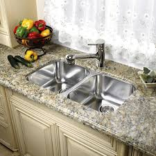 Blanco Sink Protector Stainless Steel by Blanco Niagara 30 X 18 18 Gauge Equal Double Bowl Stainless Steel
