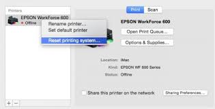 Cannot Print Using MacOS Sierra How To