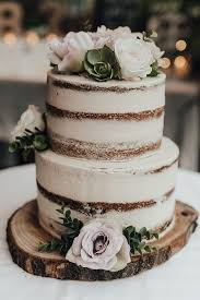 Wedding Cake Inspiration For A Rustic Feeling
