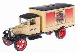 100 Bank Truck Prototype Indiana Jones