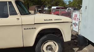 100 67 Dodge Truck 19 W200 Power Wagon Crew Cab YouTube
