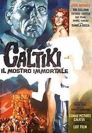 Caltiki – The Immortal Monster