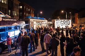 100 Food Trucks Oakland Off The Grid Relocates From Uptown To Temescal Berkeleyside