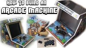 Raspberry Pi Arcade Cabinet Kit Uk by Build Your Own Raspberry Pi Arcade Machine Tutorial Youtube
