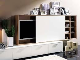 Nina farmer chic living room features concealed flatscreen tv tv cabinet with doors to hide tv