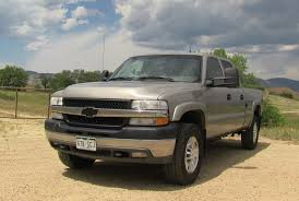 100 Old Chevy 4x4 Trucks For Sale The Good And The Bad 2002 Silverado 2500 HD Duramax