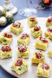 baked canapes organic curried cauliflower canapés vegetarian gluten free