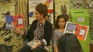Señora Jackie & Zara Reads