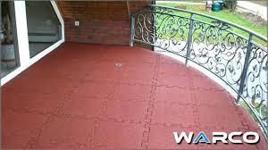 Balcony Flooring Waterproof Waterproofing Tile Cover Up Ideas Floor Outdoor Options