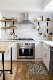 la cuisine blanche et bois en 102 photos inspirantes archzine fr