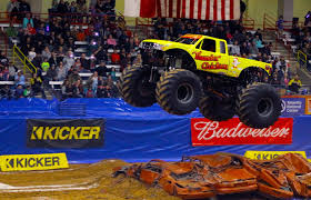 100 Monster Trucks Cleveland Kicker Truck Show National Western Complex Denver From