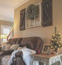 Christmas Decor Wall Above Couch DIY Barnwood Handmade Shutters Farmhouse Pallet Project Diy Rustic