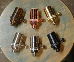 Porcelain Lamp Sockets Replacement by Brass Light Socket Ebay