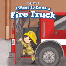 100 Fire Truck By Ivan Ulz Amazoncom I Want To Drive A At The Wheel