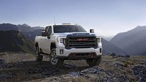 100 Gmc Pickup Truck 2020 GMC Sierra HD AT4 Top Speed