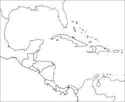 Central America Caribbean Islands