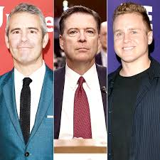 Andy Cohen Spencer Pratt And More Celebs React To James Comey Hearing