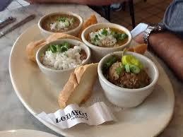 cuisine typique plat typique cajun picture of le bayou restaurant orleans
