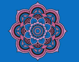 Your Life In A Circle Creating Own Special Mandala Designs