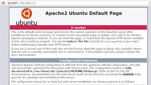 Cara Install Lamp Ubuntu 1404 by How To Install Lamp With Apache Php 7 And Mariadb 10 On Ubuntu