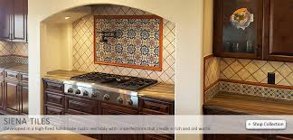 Italian Tile Imports New York by Tile By Tierra Y Fuego Ceramic Tile Floor Tile Talavera Mexican